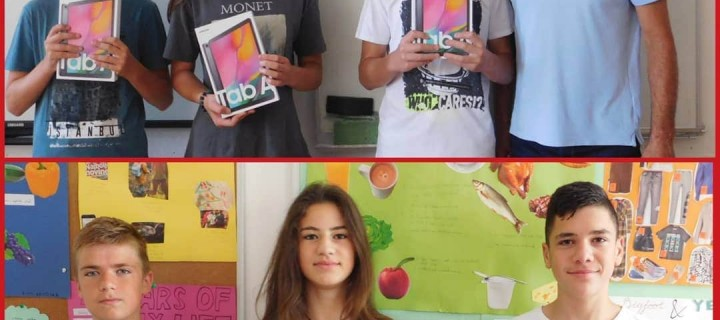Nagrade najboljim učenicima u Općini Lovreć