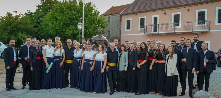 Uspješno održan 9. Susret klapa Dalmatinske zagore