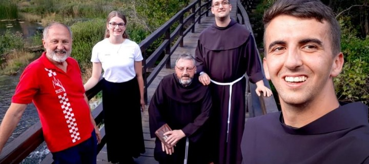 Nova duhovna zvanja – nova radost za Studence